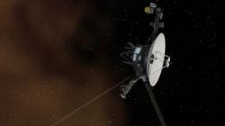 Voyager 1, premier objet humain hors du système