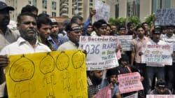Les 4 accusés du viol collectif d'une étudiante à New Delhi sont condamnés à
