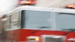 Un incendie majeur dans le Quartier latin à