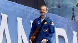 WATCH: Chris Hadfield Shares Stage With Barenaked