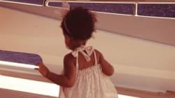 Beyonce et Blue Ivy en