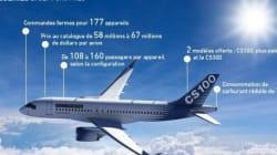 Bombardier: Le vol inaugural de la CSeries aura lieu