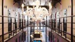 Envie de séjours insolites? Découvrez d'anciennes prisons transformées en