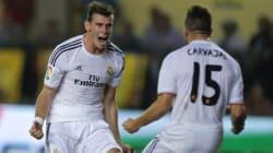 Un premier but pour Gareth Bale au Real