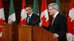 Why Mexico Is 'Really Mad' At Harper