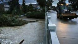 Inondations au Colorado: six morts et des centaines de disparus