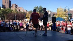 Thousands At Terry Fox