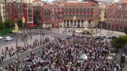Manifestation de soutien au bijoutier: 1000 personnes et beaucoup de