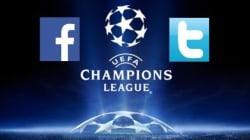 Quel club remporte la Ligue des Champions des réseaux sociaux