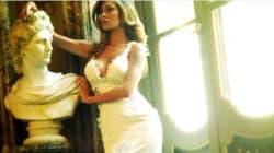 Come sarà il vestito da sposa di Belen? Lo anticipa lo stilista Daniele Carlotta