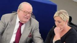Jean-Marie et Marine Le Pen candidats aux