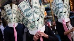 «Occupy Wall Street» célèbre son 2e anniversaire à New