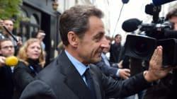 La rentrée de Sarkozy en Haute-Savoie perturbée par