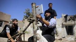 Après la PlayStation, les rebelles syriens se mettent à