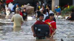 Acapulco inondé, des dizaines de