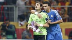 Casillas sólo sufre una contusión