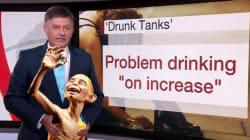 Le présentateur gaffeur de la BBC inspire les