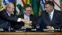 B.C., Ontario Team Up On Joint Securities
