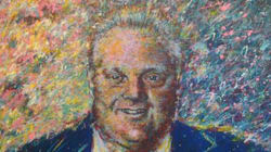 Rob Ford's Portrait