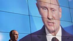 Poutine s'impose comme défenseur d'Assad et...de