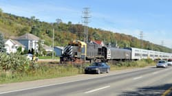 Une femme est morte happée par un train de passagers à