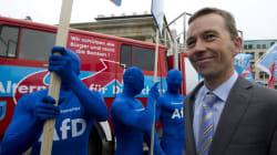 Le parti populiste et anti-euro AfD, trouble-fête des élections