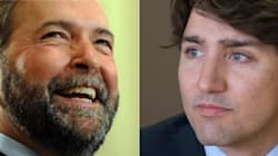 Mulcair Has Change Of Heart On