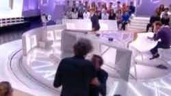Elie Semoun s'explique après sa fausse bagarre au