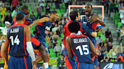 Basket: la France réussit