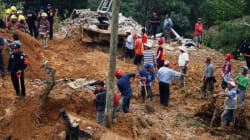 Mexique: à la recherche de corps ensevelis par la