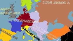 L'Europa per un