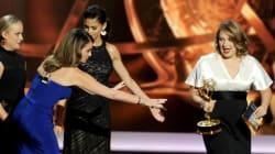 Emmys: le discours de remerciements le plus court de