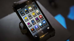 Pourquoi BlackBerry renonce au grand