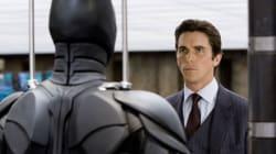 Voyez l'audition de Christian Bale pour le rôle de Batman