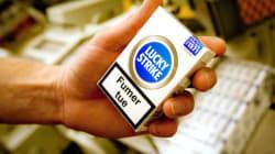 La série Mad Men fait hausser la vente des cigarettes Lucky