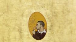 Imran Qureshi, l'artista dell'anno a Roma