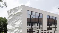 Un mur en forme d'antisèche