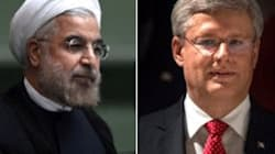 Harper To Iran: Talk Is