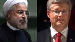 Harper To Iran: Talk Is
