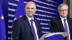 L'Europe va pouvoir exiger des changements dans le budget de la France, une première