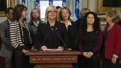 La motion sur l'indépendance du Conseil du statut de la femme est