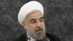 イランのハサン・ロウハニ大統領は