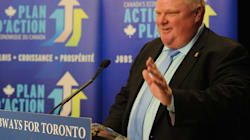 Rob Ford is Getting $660M for a Scarborough Subway. Who's Laughing at Him