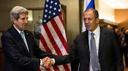John Kerry confirme un accord avec Moscou sur une