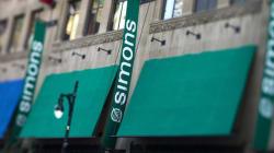 Simons confirme l'ouverture de nouveaux magasins hors