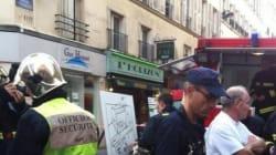 Paris : explosion sur un chantier, au moins un