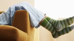 If the Couch Is Winning Out Over Exercise, Consider