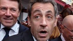 Sarkozy en rock-star sur la Côte d'Azur, s'en prend au