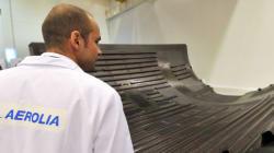Aerolia, une filiale d'EADS, inaugure une usine au