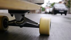 Teen Faces Sentencing In Longboard